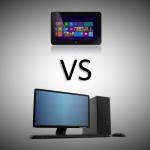Tablet PC vs PC