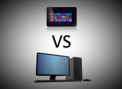Tablet PC vs PC